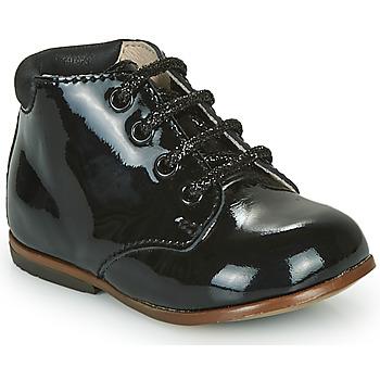 Pantofi Fete Ghete GBB TACOMA Negru