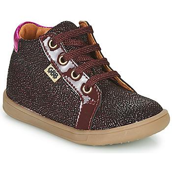 Pantofi Fete Pantofi sport stil gheata GBB FAMIA Bordo