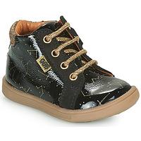 Pantofi Fete Pantofi sport stil gheata GBB FAMIA Negru