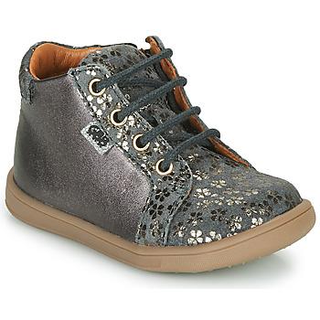 Pantofi Fete Ghete GBB FAMIA Gri