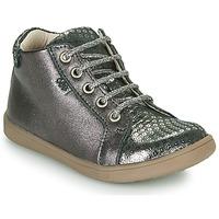 Pantofi Fete Pantofi sport stil gheata GBB FAMIA Gri