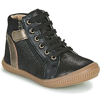 Pantofi Fete Pantofi sport stil gheata GBB RACHIDA Negru