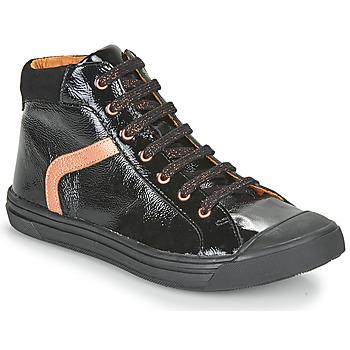 Pantofi Fete Pantofi sport stil gheata GBB VIVENA Negru