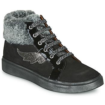 Pantofi Fete Pantofi sport stil gheata GBB NUMA Negru