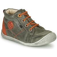 Pantofi Băieți Pantofi sport stil gheata GBB OLAN Gri