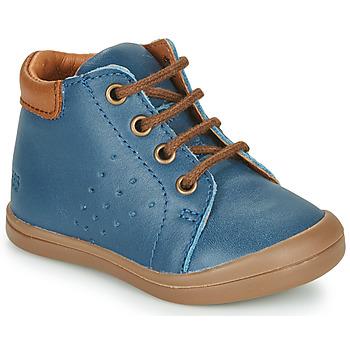 Pantofi Băieți Pantofi sport stil gheata GBB TIDO Albastru