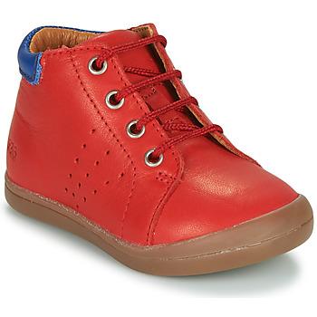 Pantofi Băieți Pantofi sport stil gheata GBB TIDO Roșu