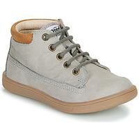 Pantofi Băieți Pantofi sport stil gheata GBB NORMAN Negru