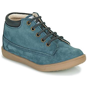 Pantofi Băieți Pantofi sport stil gheata GBB NORMAN Albastru