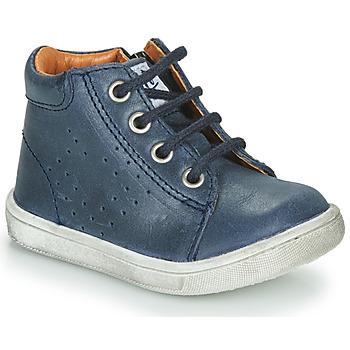 Pantofi Băieți Ghete GBB FOLLIO Albastru
