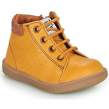Pantofi Băieți Pantofi sport stil gheata GBB FOLLIO Portocaliu