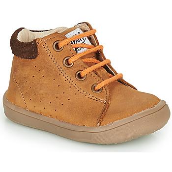 Pantofi Băieți Pantofi sport stil gheata GBB FOLLIO Maro