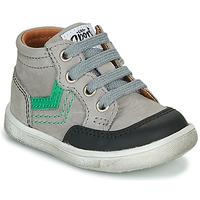 Pantofi Băieți Pantofi sport stil gheata GBB VIGO Gri
