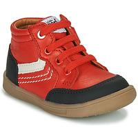 Pantofi Băieți Pantofi sport stil gheata GBB VIGO Roșu