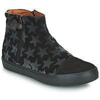 Pantofi Fete Ghete GBB OKITA Negru