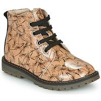 Pantofi Fete Ghete GBB NAREA Roz