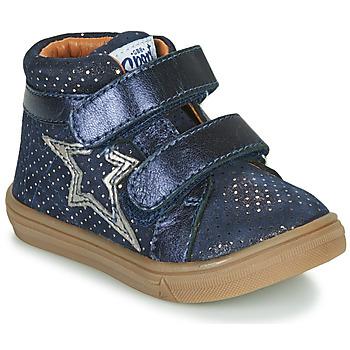 Pantofi Fete Pantofi sport stil gheata GBB OHANE Albastru