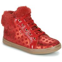 Pantofi Fete Pantofi sport stil gheata GBB JUNA Roșu