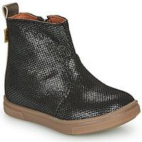 Pantofi Fete Ghete GBB ERNA Negru
