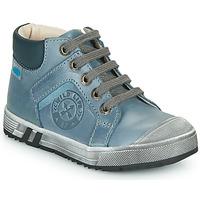 Pantofi Băieți Pantofi sport stil gheata GBB OLANGO Albastru