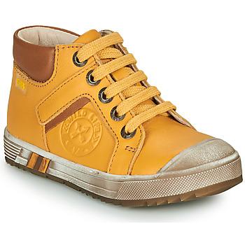 Pantofi Băieți Pantofi sport stil gheata GBB OLANGO Galben