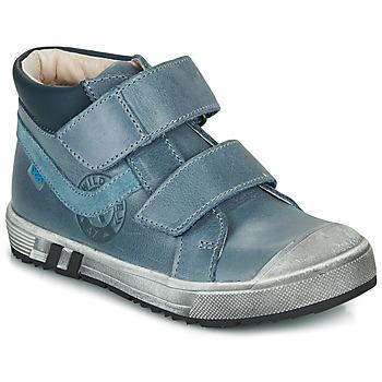 Pantofi Băieți Pantofi sport stil gheata GBB OMALLO Albastru