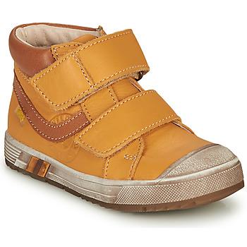 Pantofi Băieți Pantofi sport stil gheata GBB OMALLO Galben