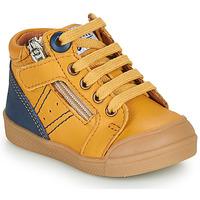 Pantofi Băieți Pantofi sport stil gheata GBB ANATOLE Portocaliu