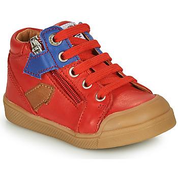 Pantofi Băieți Pantofi sport stil gheata GBB IONNIS Roșu