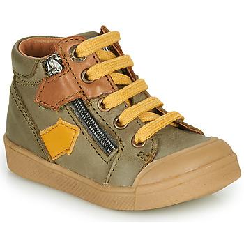 Pantofi Băieți Pantofi sport stil gheata GBB IONNIS Verde