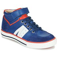Pantofi Băieți Pantofi sport stil gheata GBB ALIMO Albastru