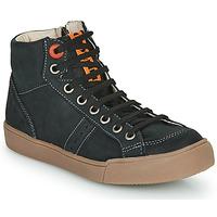 Pantofi Băieți Pantofi sport stil gheata GBB OSTRAVI Negru
