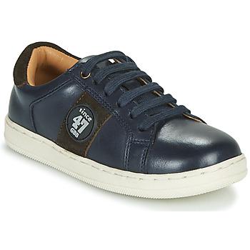 Pantofi Băieți Pantofi sport Casual GBB MIRZO Albastru
