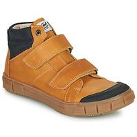 Pantofi Băieți Pantofi sport stil gheata GBB HENI Coniac