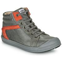 Pantofi Băieți Pantofi sport stil gheata GBB IWEN Gri