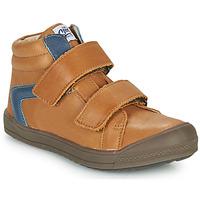 Pantofi Băieți Pantofi sport stil gheata GBB KOLAN Maro