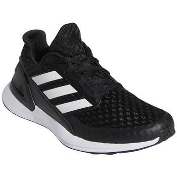 Pantofi Copii Trail și running adidas Originals Rapidarun Negre