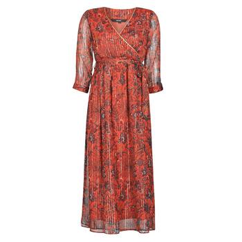 Îmbracaminte Femei Rochii lungi Vero Moda VMGLAMMY Roșu
