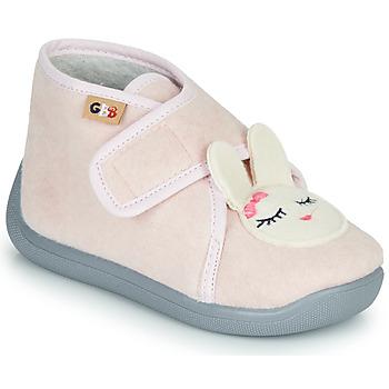 Pantofi Fete Papuci de casă GBB HELORIE Roz