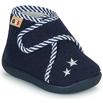Pantofi Băieți Papuci de casă GBB KEELIO Albastru