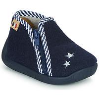 Pantofi Copii Papuci de casă GBB KITRA Albastru