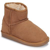 Pantofi Fete Ghete Les Tropéziennes par M Belarbi FLOCON Camel