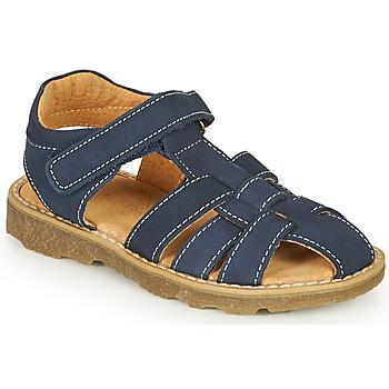 Pantofi Băieți Sandale  André TURTLE Albastru
