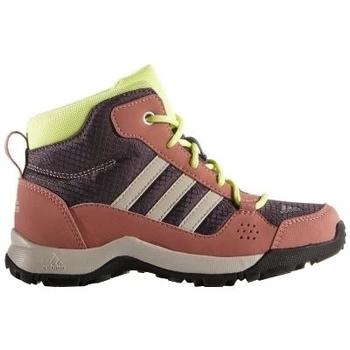 Pantofi Copii Drumetie și trekking adidas Originals Performance Hiperhiker Cafenii