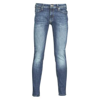 Îmbracaminte Bărbați Jeans slim Jack & Jones JJILIAM Albastru / Medium