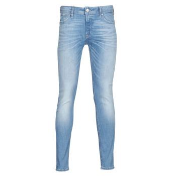 Îmbracaminte Bărbați Jeans slim Jack & Jones JJILIAM Albastru / LuminoasĂ