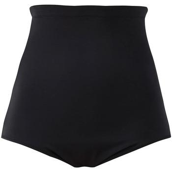 Lenjerie intimă Femei Chiloți modelator Elomi ES7604 BLK Negru