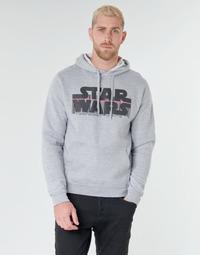Îmbracaminte Bărbați Hanorace  Casual Attitude Star Wars Bar Code Gri