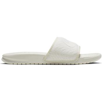 Pantofi Femei Șlapi Nike benassi jdi textile se Alb