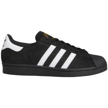 Pantofi Bărbați Pantofi de skate adidas Originals Superstar adv Negru